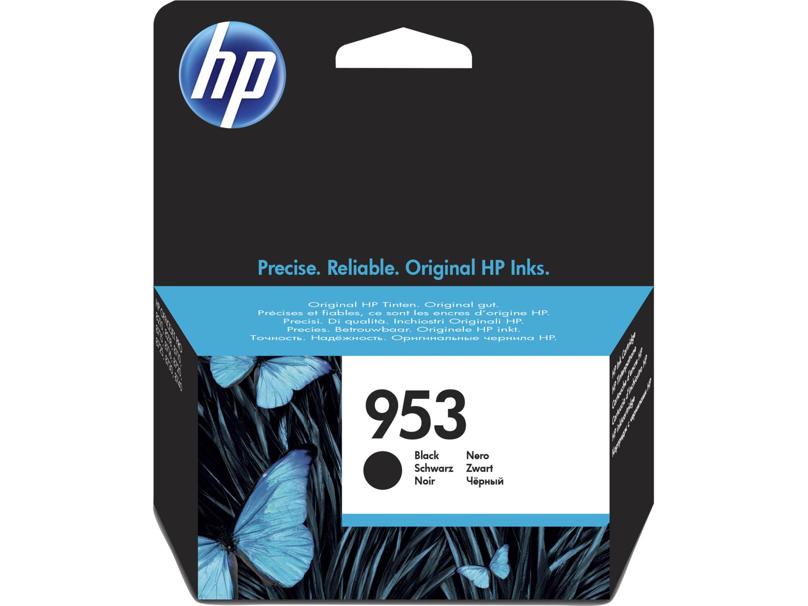 HP F6U16AE Cartuccia a Getto d'Inchiostro, XL, Ciano