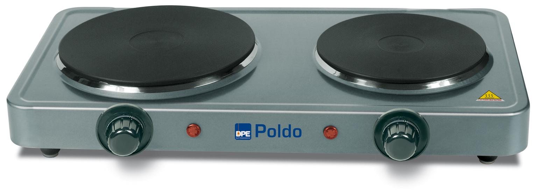 Poldo fornello elettrico piastre piastra riscaldante - Piastre a induzione portatili ...