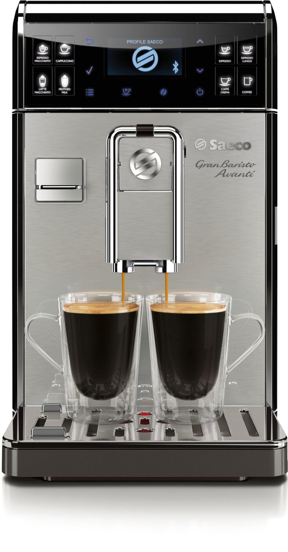 avanti mini bar espresso machine