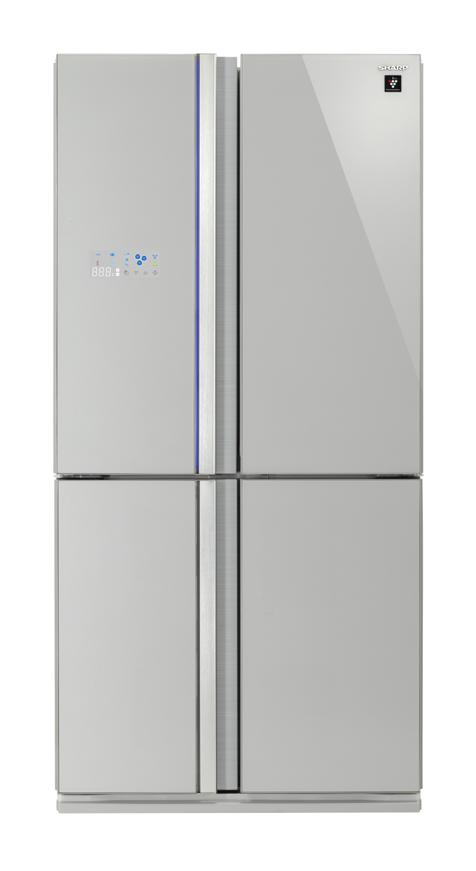 Sharp SJ-FS820VSL Frigorifero Side-by-Side 600L - confronta prezzi