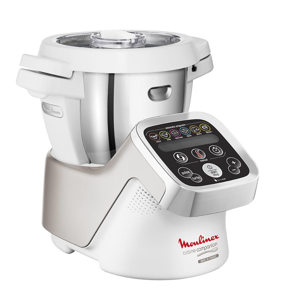 Moulinex hf800a robot da cucina w 4 5 lt confronta prezzi - Robot da cucina prezzi ...