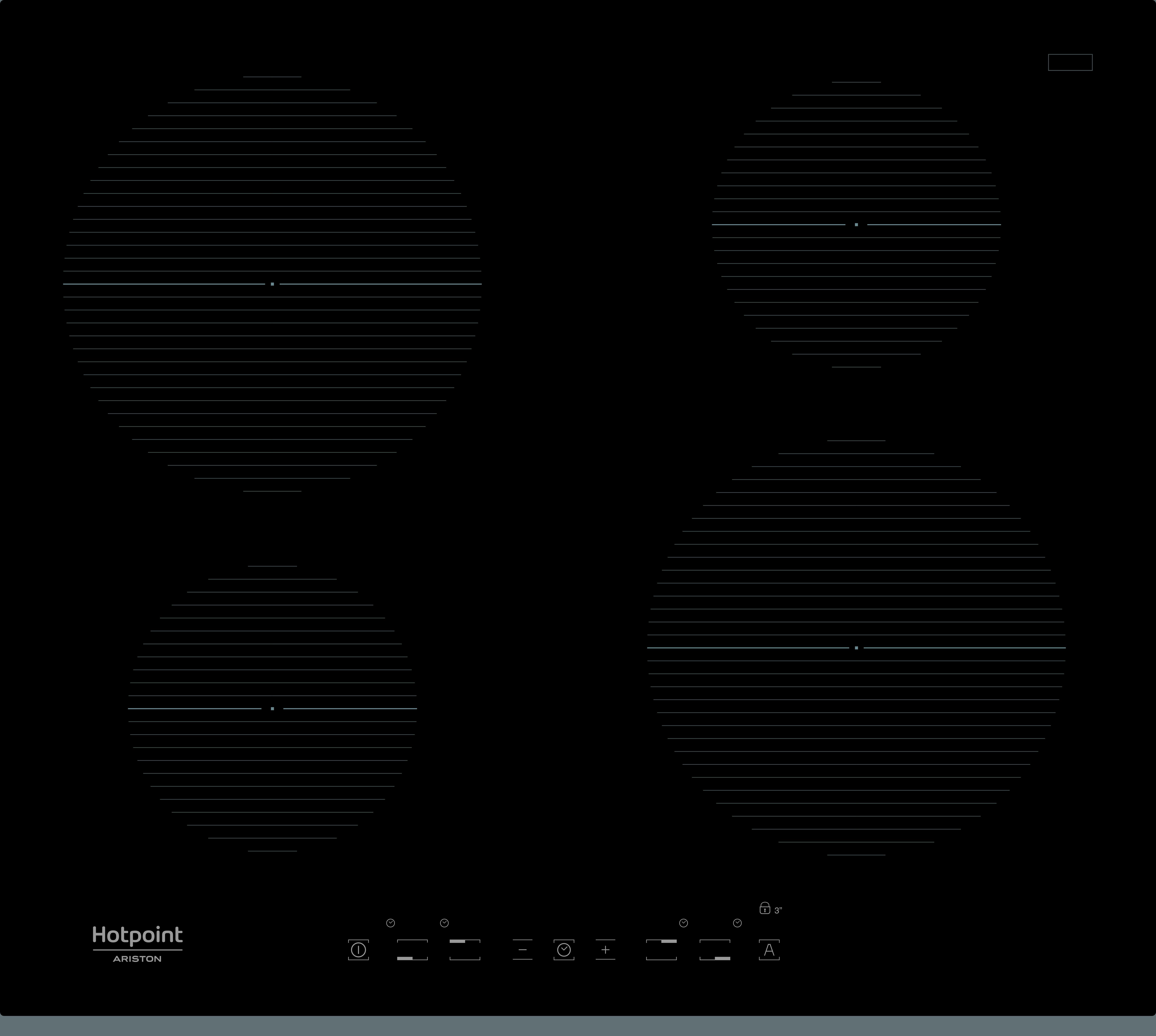 Hotpoint IKIA 640 F, confronta i prezzi e offerte online