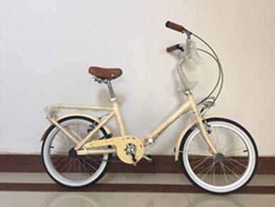 8033549373597 La Mia Città Acciaio Bicicletta Crema