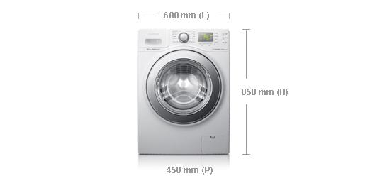 Confronta prezzi per samsung wf1802xec - Dimension machine a laver frontale ...