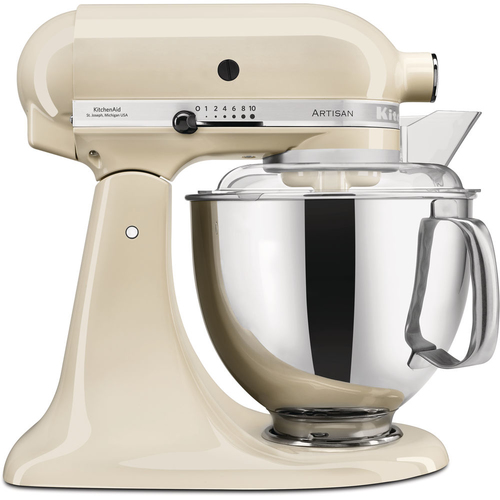 5ksm175pseac Artisan Robot Da Cucina Acciaio Crema