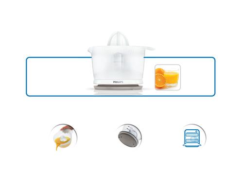 Philips spremiagrumi hr2738 00 confronta i prezzi e offerte online - Spremiagrumi automatico da casa ...