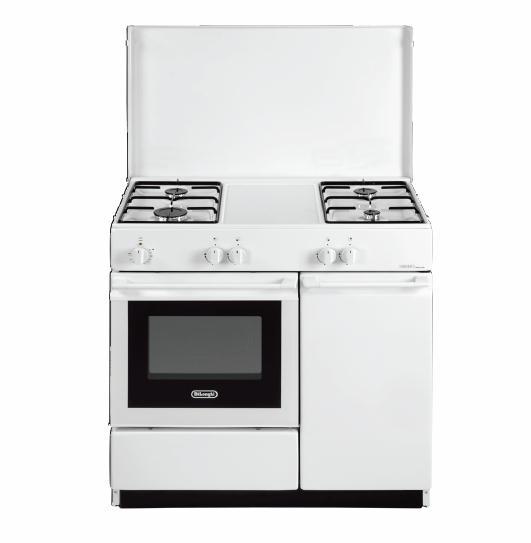 Delonghi sew 8540 confronta i prezzi e offerte online - Delonghi cucina a gas ...