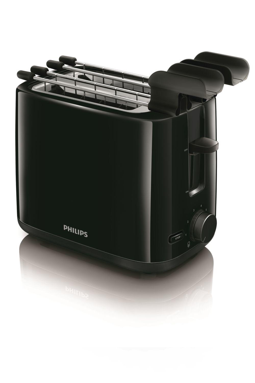 Philips tostapane hd2597 90 confronta i prezzi e offerte for Prezzi tostapane