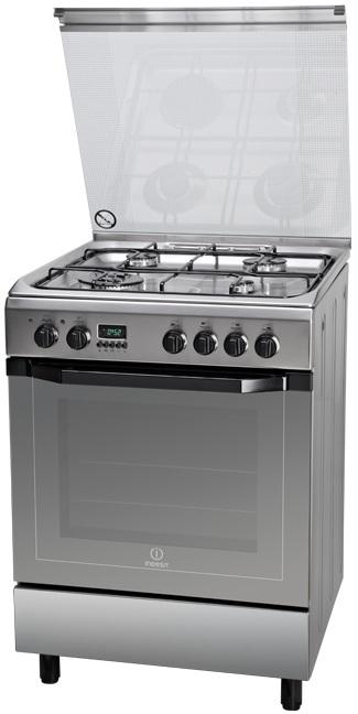 Indesit i6tmh6af x i confronta i prezzi e offerte online - Cucine a gas indesit ...